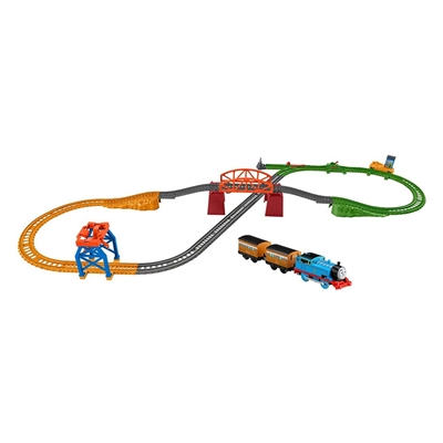Εικόνα της Fisher Price - Thomas & Friends 3-In-1 Package Pickup Διαδρομές GPD88