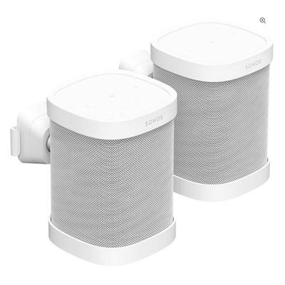 Εικόνα της Sonos Mount Pair for One White