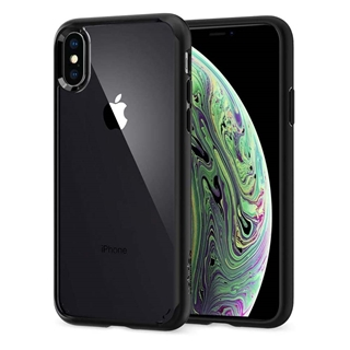 Εικόνα της Θήκη Spigen Apple iPhone Xs Ultra Hybrid Matte Black 063CS25116