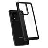Εικόνα της Θήκη Spigen Samsung Galaxy S20 Ultra - Ultra Hybrid Matte Black ACS00714