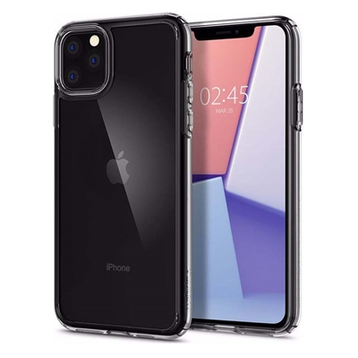 Εικόνα της Θήκη Spigen Apple iPhone 11 Pro Max Ultra Hybrid Crystal Clear 075CS27135
