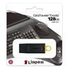 Εικόνα της Kingston DataTraveler Exodia 128GB USB 3.2 Flash Drive Black-Yellow DTX/128GB