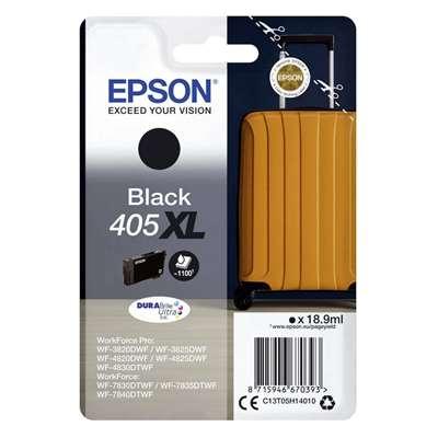 Εικόνα της Μελάνι Epson 405XL Black C13T05H14010