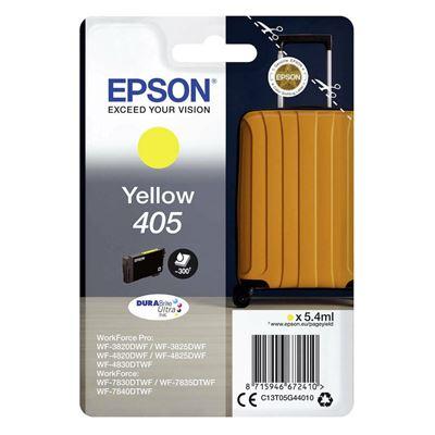Εικόνα της Μελάνι Epson 405 Yellow C13T05G44010