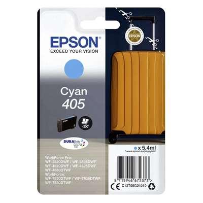 Εικόνα της Μελάνι Epson 405 Cyan C13T05G24010