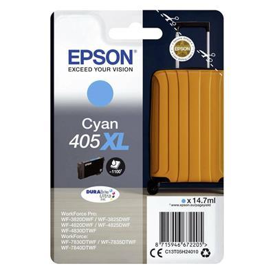 Εικόνα της Μελάνι Epson 405XL Cyan C13T05H24010