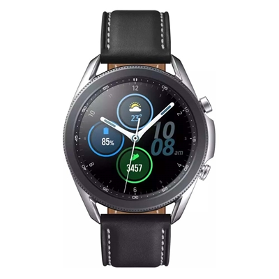 Εικόνα της Smartwatch Samsung Galaxy Watch3 R840 45mm - Mystic Silver EU