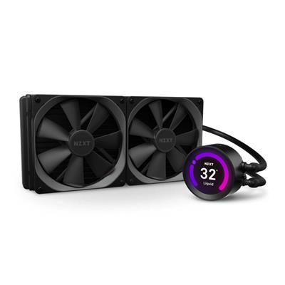Εικόνα της NZXT Kraken Z63 (280mm) Variable Speed Liquid Cooler - (Includes am4 Bracket ) RL-KRZ63-01