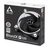 Εικόνα της Case Fan Arctic BioniX P120 120mm Pressure Optimised White ACFAN00116A
