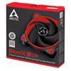 Εικόνα της Case Fan Arctic BioniX P120 120mm Pressure Optimised Red ACFAN00115A