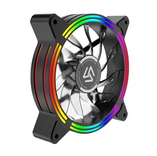 Εικόνα της Case Cooler Alseye HALO 4.0 12cm RGB-Fan x3 kit