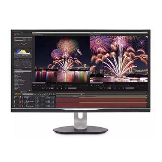 """Εικόνα της Οθόνη Philips P-Line 31.5"""" Led QHD IPS USB-C 328P6AUBREB"""