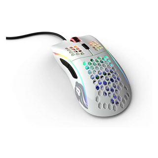 Εικόνα της Ποντίκι Glorious PC Gaming Race Model D Glossy White GD-GWHITE