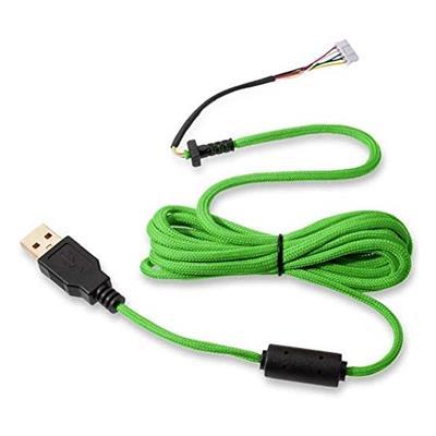 Εικόνα της Glorious PC Gaming Race Ascended Cable v2 Gremlin Green G-ASC-GREEN-1