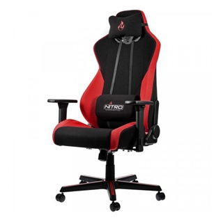 Εικόνα της Gaming Chair Nitro Concepts S300 Inferno Red NC-S300-BR