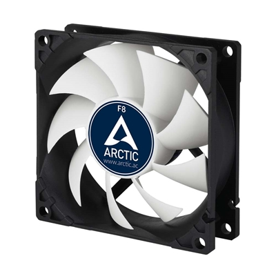 Εικόνα της Case Fan Arctic F8 80mm 3-pin AFACO-08000-GBA01