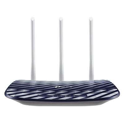 Εικόνα της Router Tp-Link Archer C20 v4 Dual Band AC750 10/100Mbps