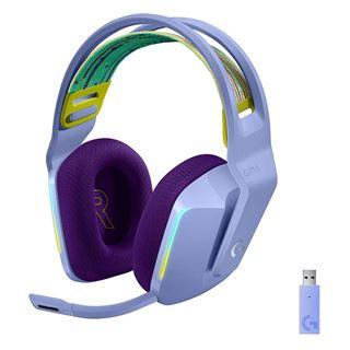 Εικόνα της Headset Logitech G733 LightSpeed RGB Lilac 981-000890