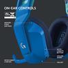 Εικόνα της Headset Logitech G733 LightSpeed RGB Blue 981-000943