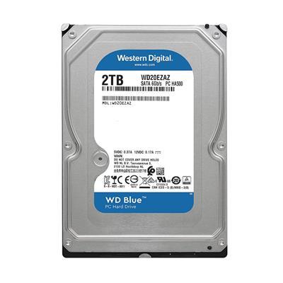 """Εικόνα της Εσωτερικός Σκληρός Δίσκος Western Digital Blue 2TB 3.5"""" WD20EZAZ"""