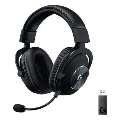 Εικόνα της Headset Logitech G Pro Χ Wireless Lightspeed 981-000907