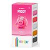 Εικόνα της Claymates Piggy - Colorful Kids Modeling Air-Dry Clay, 5 Cans MAE001