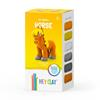 Εικόνα της Claymates Horse - Colorful Kids Modeling Air-Dry Clay, 5 Cans MAE002