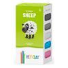 Εικόνα της Claymates Sheep - Colorful Kids Modeling Air-Dry Clay, 5 Cans MAE005