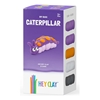Εικόνα της Claymates Caterpillar - Colorful Kids Modeling Air-Dry Clay, 5 Cans MMN002