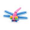 Εικόνα της Claymates Dragonfly - Colorful Kids Modeling Air-Dry Clay, 5 Cans MMN003