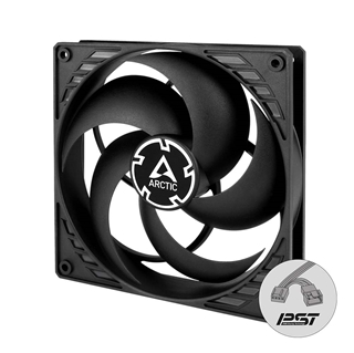 Εικόνα της Case Fan Arctic P14 140mm PWM PST 4-pin Black-Black ACFAN00125A