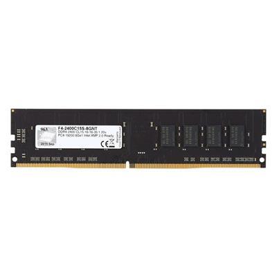 Εικόνα της Ram G.Skill Value 8GB DDR4-2400MHz CL15 F4-2400C15S-8GNT