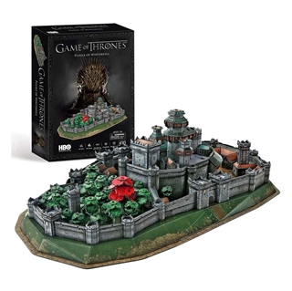 Εικόνα της Cubic Fun - 3D Puzzle Game Of Thrones, Winterfell 430pcs DS0988h