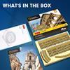 Εικόνα της Cubic Fun - 3D Puzzle National Geographic, The Colosseum 131pcs DS0976h