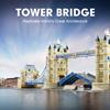 Εικόνα της Cubic Fun - 3D Puzzle National Geographic, Tower Bridge 120pcs DS0978h