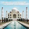 Εικόνα της Cubic Fun - 3D Puzzle National Geographic, Taj Mahal 87pcs DS0981h