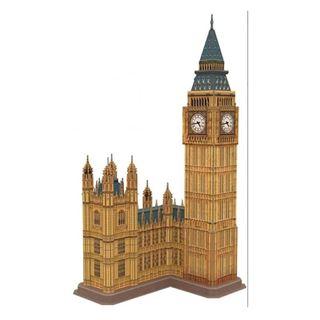 Εικόνα της Cubic Fun - 3D Puzzle National Geographic, Big Ben DS0992h