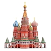 Εικόνα της Cubic Fun - 3D Puzzle St. Basil's Cathedral 184pcs MC093h