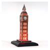 Εικόνα της Cubic Fun - 3D Led Puzzle Big Ben 28pcs L501h