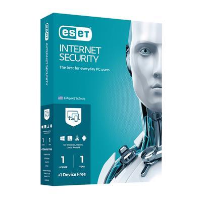 Εικόνα της Eset Internet Security v10 1 License - 2 Devices - 1 Year EIS0G11Y