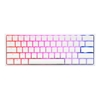 Εικόνα της Πληκτρολόγιο Ducky One 2 Mini RGB Cherry MX Brown Switches Pure White DKON2061ST-BUSPDWWT1