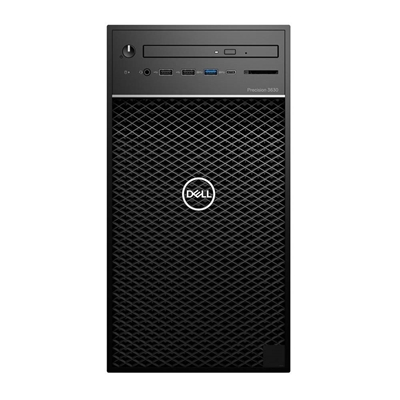 Εικόνα της Workstation Dell Precision 3630 MT Intel Core i7-9700(3.00GHz) 32GB 512GB SSD+2TB HDD Quadro P2200 5GB Win10 Pro GR 471438161
