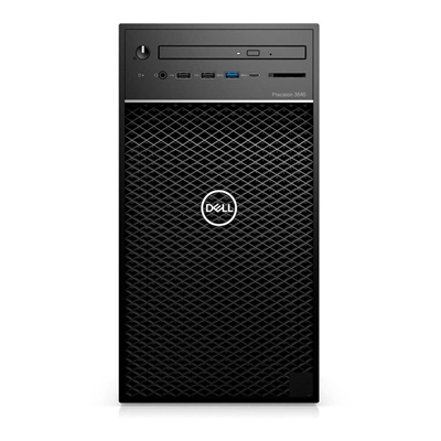 Εικόνα της Workstation Dell Precision 3640 MT Intel Core i9-10900K(3.70GHz) 32GB 512GB SSD+1TB HDD Quadro RTX4000 8GB Win10 Pro EN