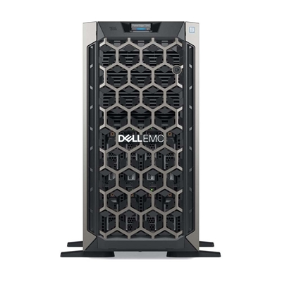 Εικόνα της Server Dell PowerEdge T340 Intel Xeon E-2224(3.40GHz) 16GB 2 x 480GB SSD PERC H330 471435190