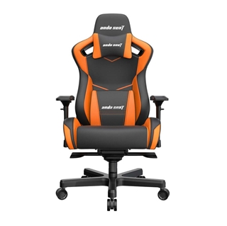 Εικόνα της Gaming Chair Anda Seat AD12 XL Kaiser II Black/Orange AD12XL-07-BO-PV-O01