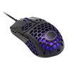 Εικόνα της Ποντίκι CoolerMaster MM711 Ultralight Matte Black RGB MM-711-KKOL1