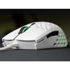 Εικόνα της Ποντίκι CoolerMaster MM711 Ultralight Matte White RGB MM-711-WWOL1