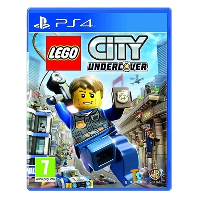 Εικόνα της Lego City Undercover PS4
