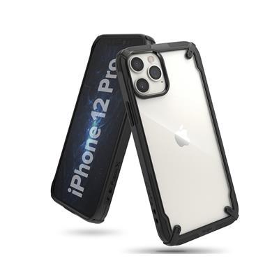 Εικόνα της Ringke Fusion X iPhone 12/12 Pro Black FUAP0024
