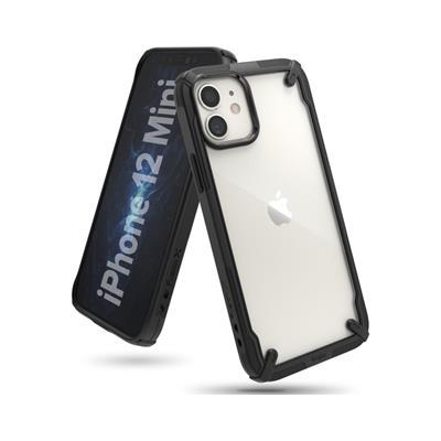 Εικόνα της Ringke Fusion X iPhone 12 Mini Black FUAP0023